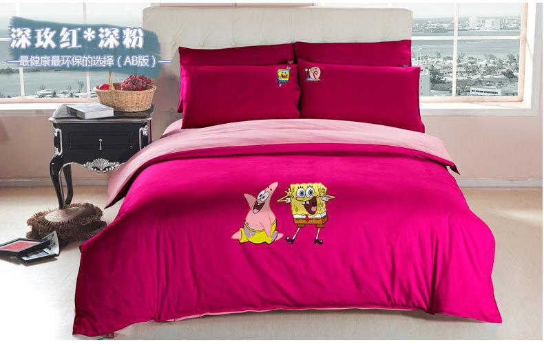 Cartoons Bedroom Sets For Teenagers : /kids girl pink duvet cover set/girls Boy Full bedding/bedroom sets ...