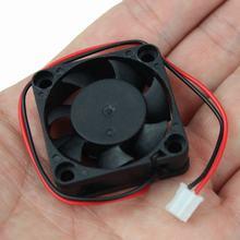 100pcs lot 3010 7 Blades 2pin GDT 12V Fan DC Cooling Fan 3cm 30mm x 10mm