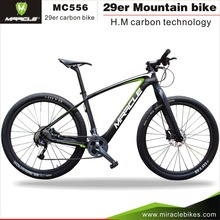 142*12MM thru axle carbon mountain bike frame 29er complete MTB bike T700 carbon mountain bike 29er(China (Mainland))