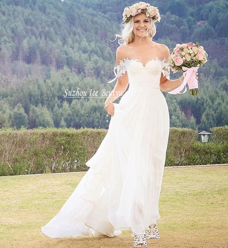 Popular Wedding Beach Dress Buy Cheap Wedding Beach Dress Lots From China Wedding Beach Dress