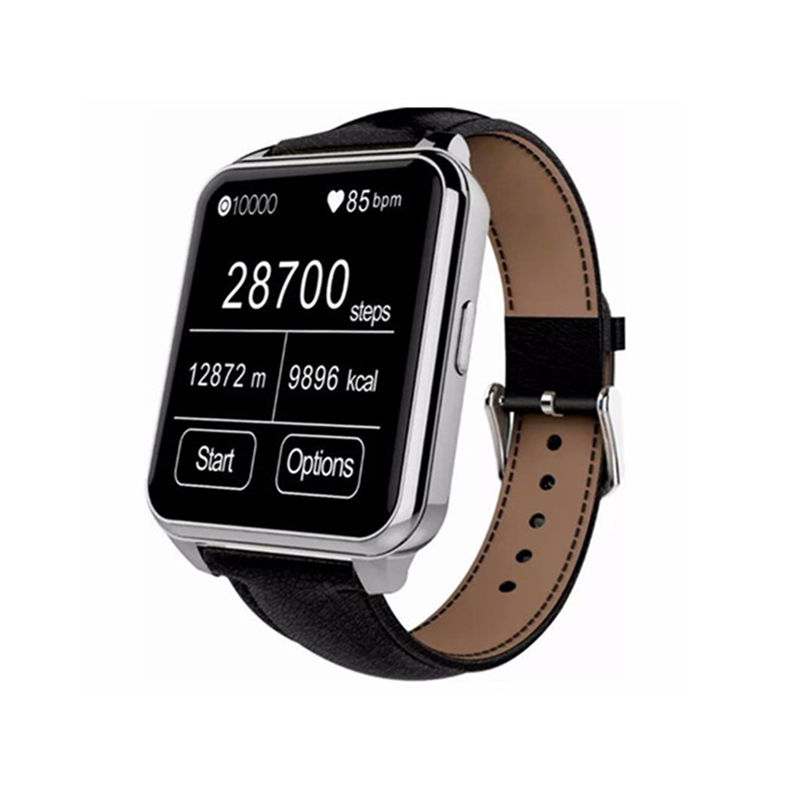IOS and Android Bluetooth Smart Watch F2 IP66 Waterproof IPS Screen Heart Rate Fitness Tracker Bluetooth
