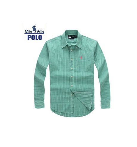 News comfortable plaid men's brand polo shirt loose long-sleeved shirt, men's shirt loose cotton shirt installed coat for men