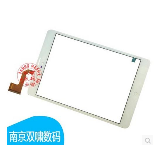 "Original New Touch screen Digitizer 7.85"" ZTE e-Learning PAD E8Q+ Tablet Touch panel Glass Sensor replacement Free Shipping(China (Mainland))"