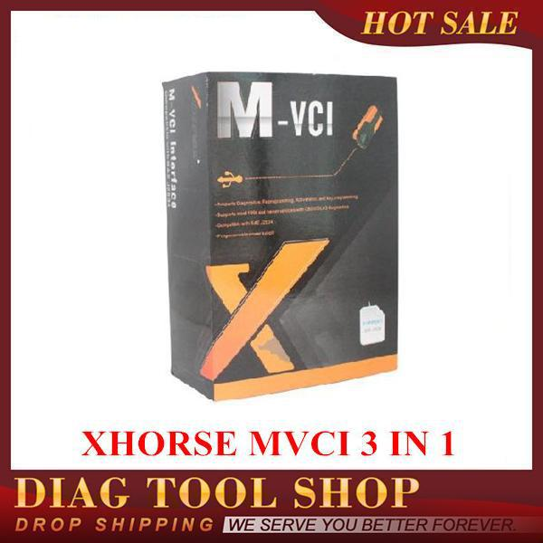 MVCI toyota For Tis/HDS/Volvo Dice,Lexus OBDII Reprogramming Tool Super MVCI Scanner With Retail BOX DHL free shipping(China (Mainland))