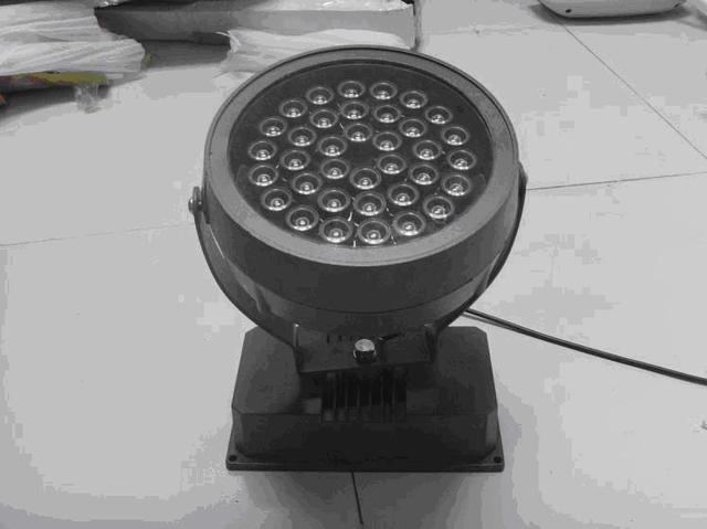 LED flood light;18*1W;with DMX512 controlled;IP65;various color available