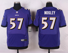 2016 new arrivals,Stitiched,Baltimore Raven Joe Flacco C.J. Mosley Elvis Dumervil Eric Weddle Kamar Aiken(China (Mainland))