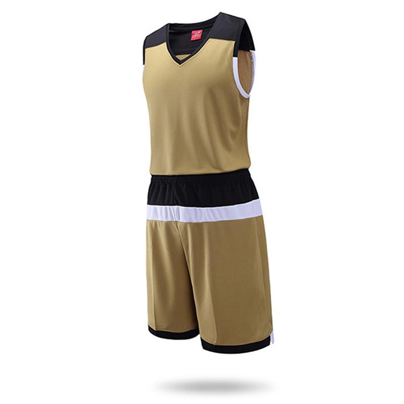 Men' Basketball Suit Game Training Jerseys Bermuda Pro Team Uniforms Sets Breathable Basketball Running Sports Sets baloncesto(China (Mainland))