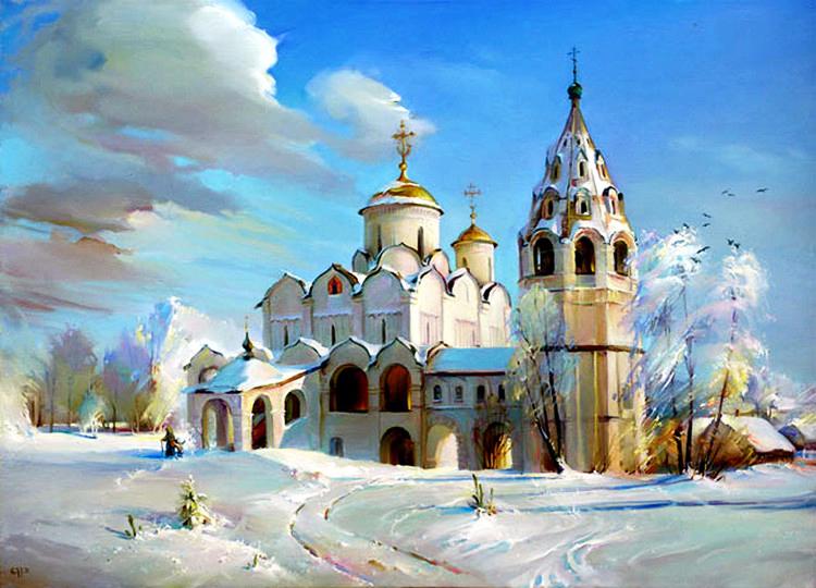 CATHOLIC ENCYCLOPEDIA: The Religion of Russia
