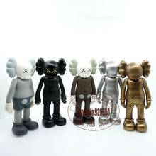 8 inch kaws Original Fake Companion medicom toy kaws factory product  fancy toy gift 100% real picture(China (Mainland))