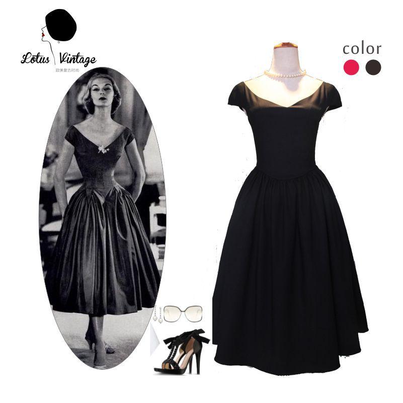Elegant Modest Black Midi Below The Knee Dresses  Modesty Nolayering Tznius