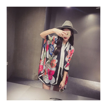 Fashion Women Loveheart Flora Print Scarves Beach Wear 2015 New Fashion Summer Beach Cover Scarf Wrap Shawl Scarves For Women(China (Mainland))
