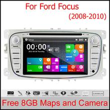Car Stereo GPS Navigation for Ford Focus S-max Kuga Mondeo Radio RDS DVD Player Multimedia Headunit Sat Nav Autoradio Bluetooth