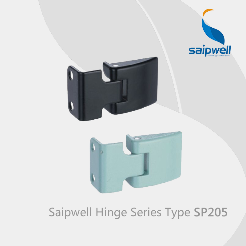 Saipwell SP205 hinges and fittings for furniture zinc alloy types of furniture hinges door and window hinges 10 Pcs in a Pack(China (Mainland))