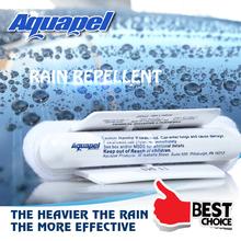 3PCS/Lot From USA - AQUAPEL Windshield Glass Water Rain Repellent TREATMENT APPLICATIONS Repels Free Shipping(China (Mainland))