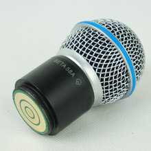 Free shipping wireless microphone handheld MIC Beta58 58A head capsule grill for PGX24 / SLX24(China (Mainland))