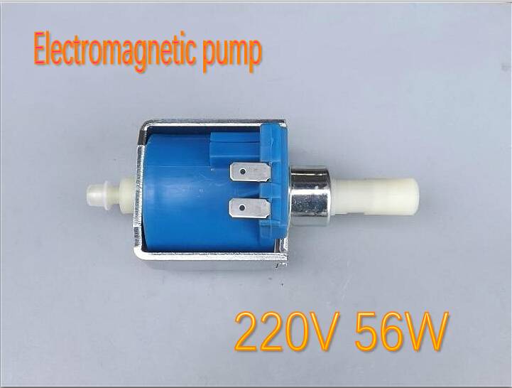 High Quality Original Italian 220V 56W Electromagnetic pump Coffee machine pumps Medical equipment cleaning machine pumps(China (Mainland))