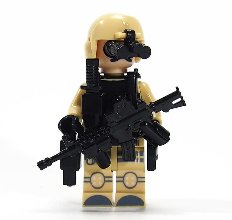 Heavy Machine Gun Rocket Special Forces Battle SWAT World War CS Navy Seals Team BDU legoelieds Minifigures Building Bricks<br><br>Aliexpress