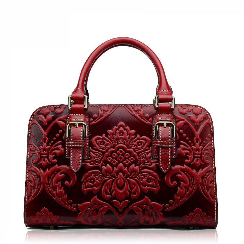 Famous brand top quality dermis women bag  Original vintage handbag Fashion embossed shoulder bag Messenger Bag<br><br>Aliexpress