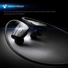 Mpow MBH30 Antelope Bluetooth 4.1 Wireless Sports Headphone with Hands-free Calling Long Working-Time CVC6.0 Noise Reduction(China (Mainland))