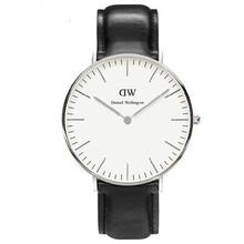 2015 High Quality Hot Brand Luxury Daniel Wellington Watches DW Watch For Men women Leather strap