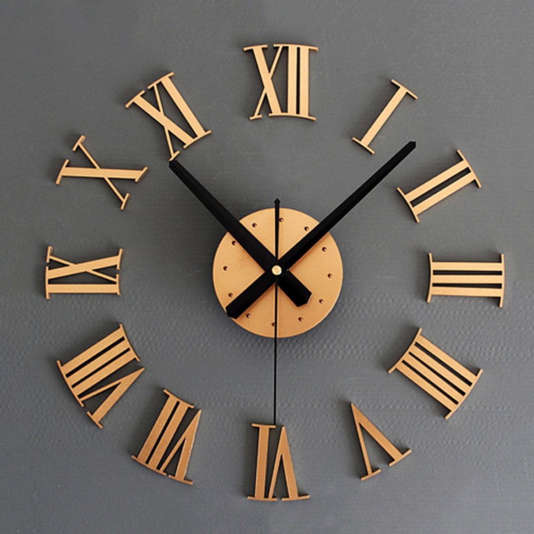 Horloges chaude promotion achetez des horloges chaude for Horloge murale grande taille