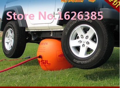 Free shipping! super height 4TON Exhaust Air Jack And Inflatable jack(China (Mainland))