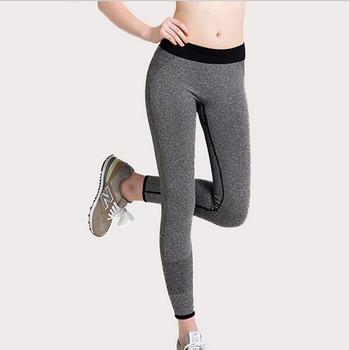 S-XL 4 Colors Women Gym Sports Elastic Pants Force Exercise Fashion Sports Elastic Fitness Running Sweatpants Skinny Leggings