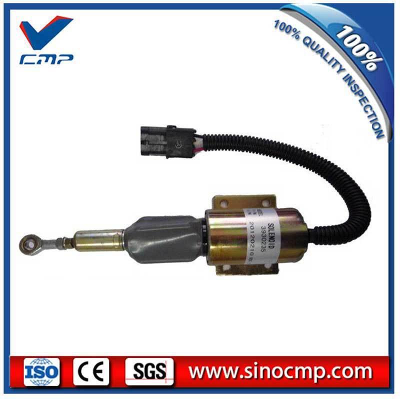 3930235 SA-4348-12 12V Fuel Stop Shutdown Shutoff Solenoid Valve