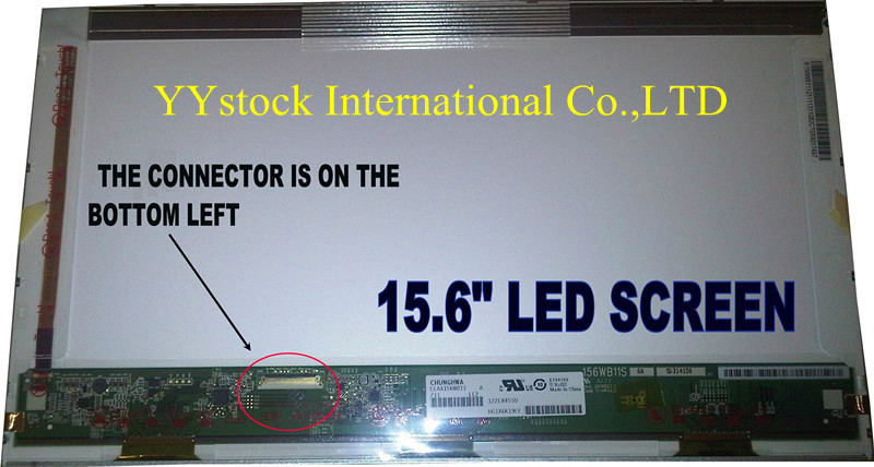 "For SAMSUNG NP-RC512 LED Replacement Screen Laptop 15.6"" LCD(China (Mainland))"