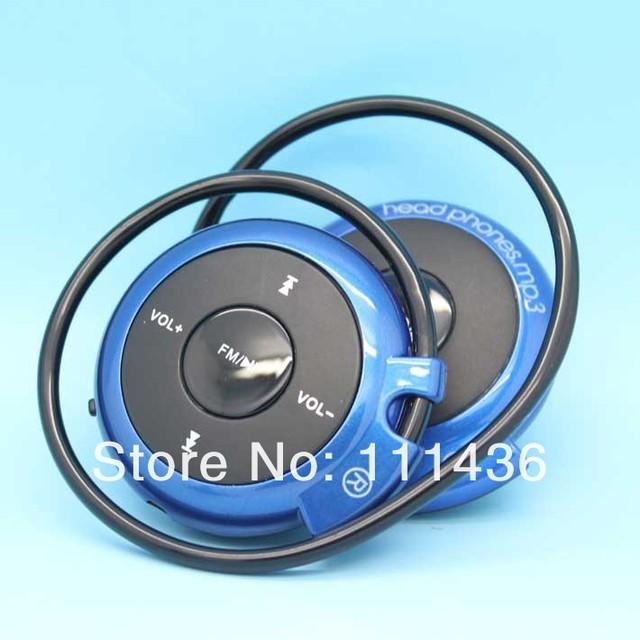 5pcs/lot cheaper Mulitfunction Sports Headphone mp3 player FM wireless micro SD TF card earphone headset headphones with Mic Q5