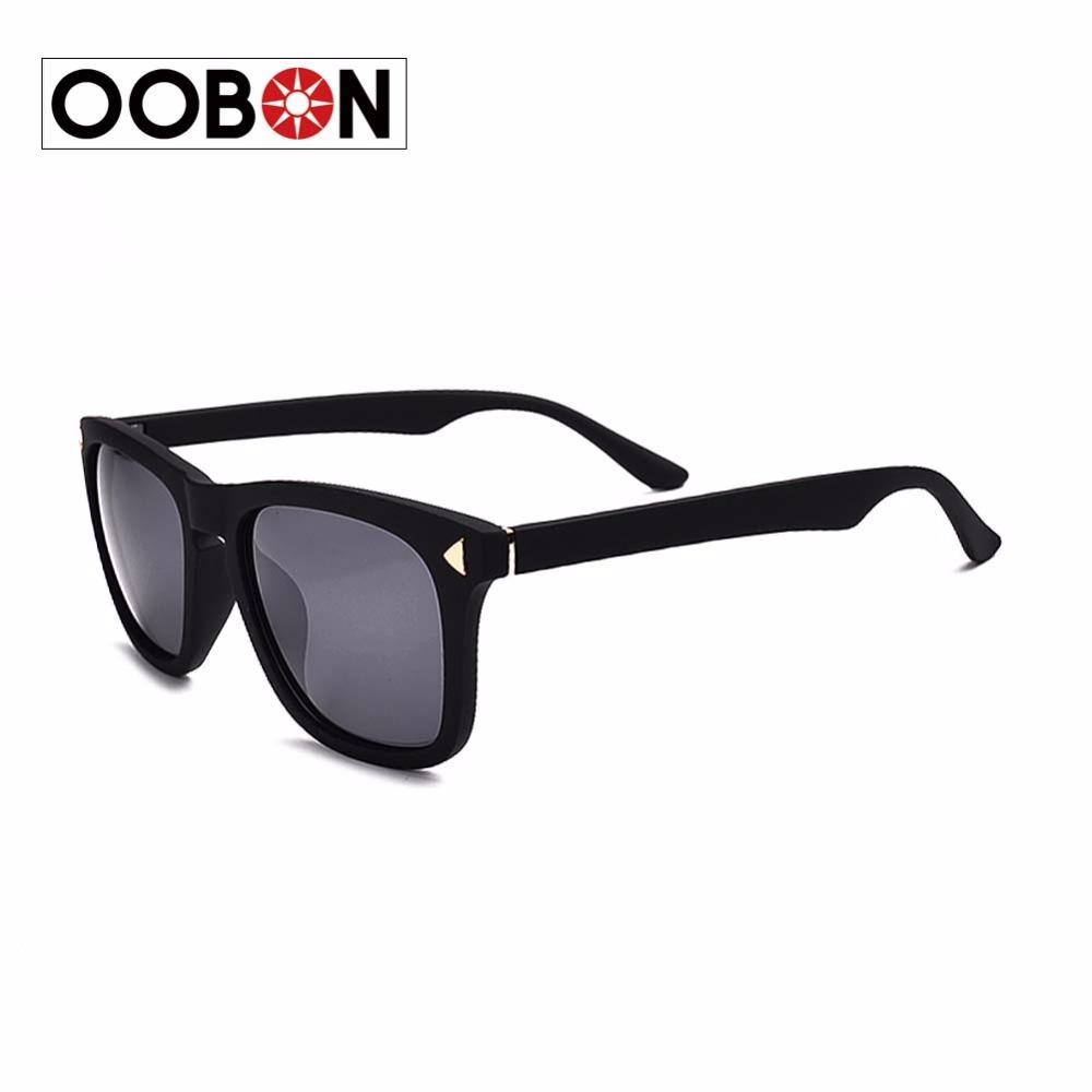 OOBON 2016 New vintage Luxury polarized sunglasses Mens women brand designer sun glasses Anti UV original box(China (Mainland))