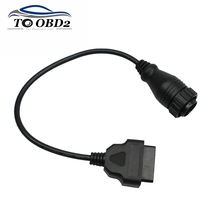 Buy Auto OBD OBDII Cable Connector MB Sprinter 14Pin OBD2 16Pin BENZ 14 Pin MB Old Vehicle Transfer High for $4.08 in AliExpress store