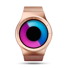 2016 New Quartz watch Men Fashion Casual Watch Role Stainless Celeste Watch Series Northern Lights Watches Unique design gift(China (Mainland))