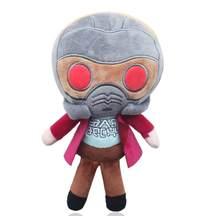 20 cm Thanos Deadpool Marvel Os Vingadores Homem de Ferro Brinquedos De Pelúcia Brinquedos Super hero Spiderman Stuffed Plush Doll Brinquedo Macio para o presente Dos Miúdos(China)