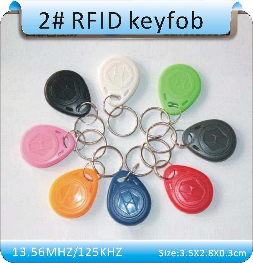 Ic card keychain smart card id card reader - id blank button card<br><br>Aliexpress