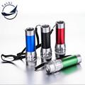 TAIYISuper Mini LED Flashlight 600 lumens 1W LED Zoomable Torch Lampe 3Mode Torche Flash Many