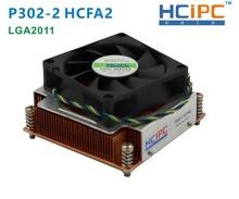 Buy HCIPC P302-2-2 HCFA2 LGA2011 Cooling Fan & Heatsinks,CPU Cooler, LGA2011 Copper CPU Cooler,Server Cooler,2U CPU Cooler, Cooling for $19.99 in AliExpress store