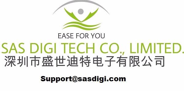 SAS DIGI TECH CO., LIMITED-support