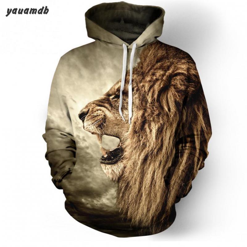 Человек с головой льва