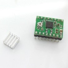 1Pcs StepStick Stepper Motor Driver A4988 Driver Module For Reprap Prus 3D Printer Newest