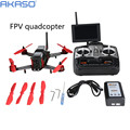 AKASO HT6 2.4G 6ch RC Transmitter Controller wvith HT6DR Receiver For RC Helicopter Plane QAV250 Quadcopter Glider drone ZMR250