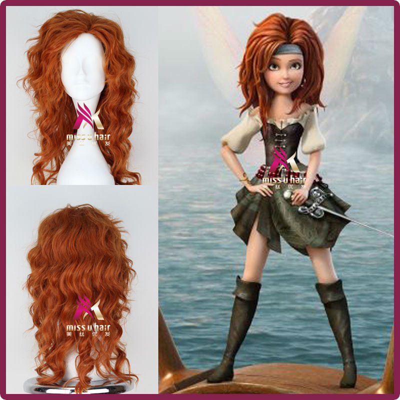 zarina the fairy Tinker bell pirate and