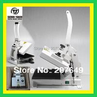 TJ wholesale  High Pressure Heat Press Machine,Mini T shirt or shoes  transfer machine 23*32cm 1000W