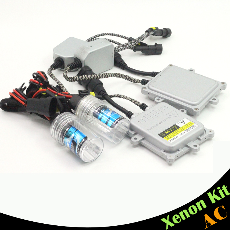 H1 H3 H7 H8 H9 H11 880 881 9005 HB3 9006 55W 5000K White AC HID XENON KIT Ballast Bulb Car Headlight Fog Daytime Running Light(China (Mainland))
