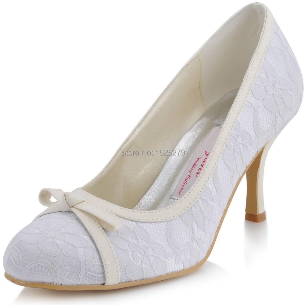 Silver Glitter 3 Inch Heels
