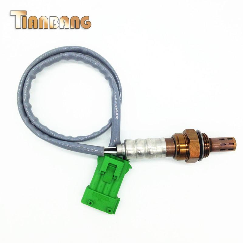 Oxygen Sensor 4-wire Lambda Probe Oxygen Sensor for CITROEN PEUGEOT OE#: OZA495PG3 Car Sensors Manufacturer Oxygen Sensor Lambda(China (Mainland))