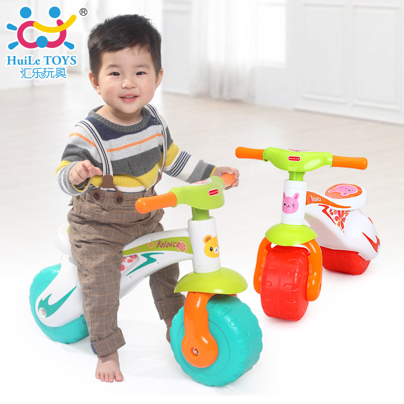 Kids Toddlers Ride On Step Balance Bike Children Ride-On Toy Scooter Bike Pedal Driving Bike Infant Baby Toys 1-3 years Gifts(China (Mainland))