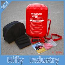 Free Shipping NEW ARRIVAL 4 Ton Exhaust Air Jack And Inflatable jack ( CE certificate )(China (Mainland))