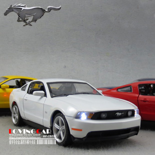 1:32 acousto-optic edition 2012 Ford FORD Mustang MUSTANG GT alloy toys car models(China (Mainland))