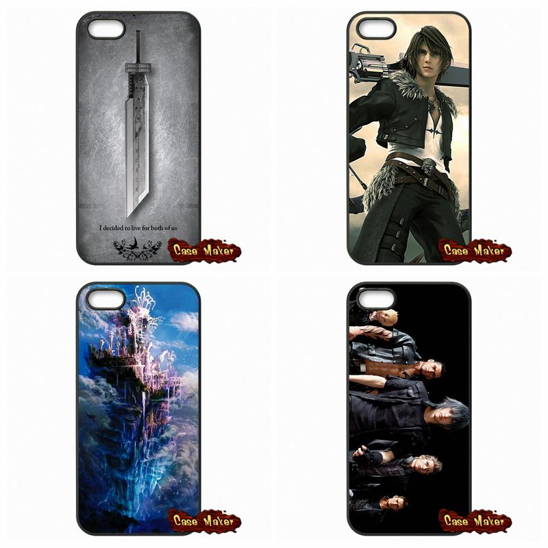 Game Final Fantasy IX Phone Case Cover For HTC One X S M7 M8 Mini M9 A9 Plus Desire 816 820 Blackberry Z10 Q10(China (Mainland))